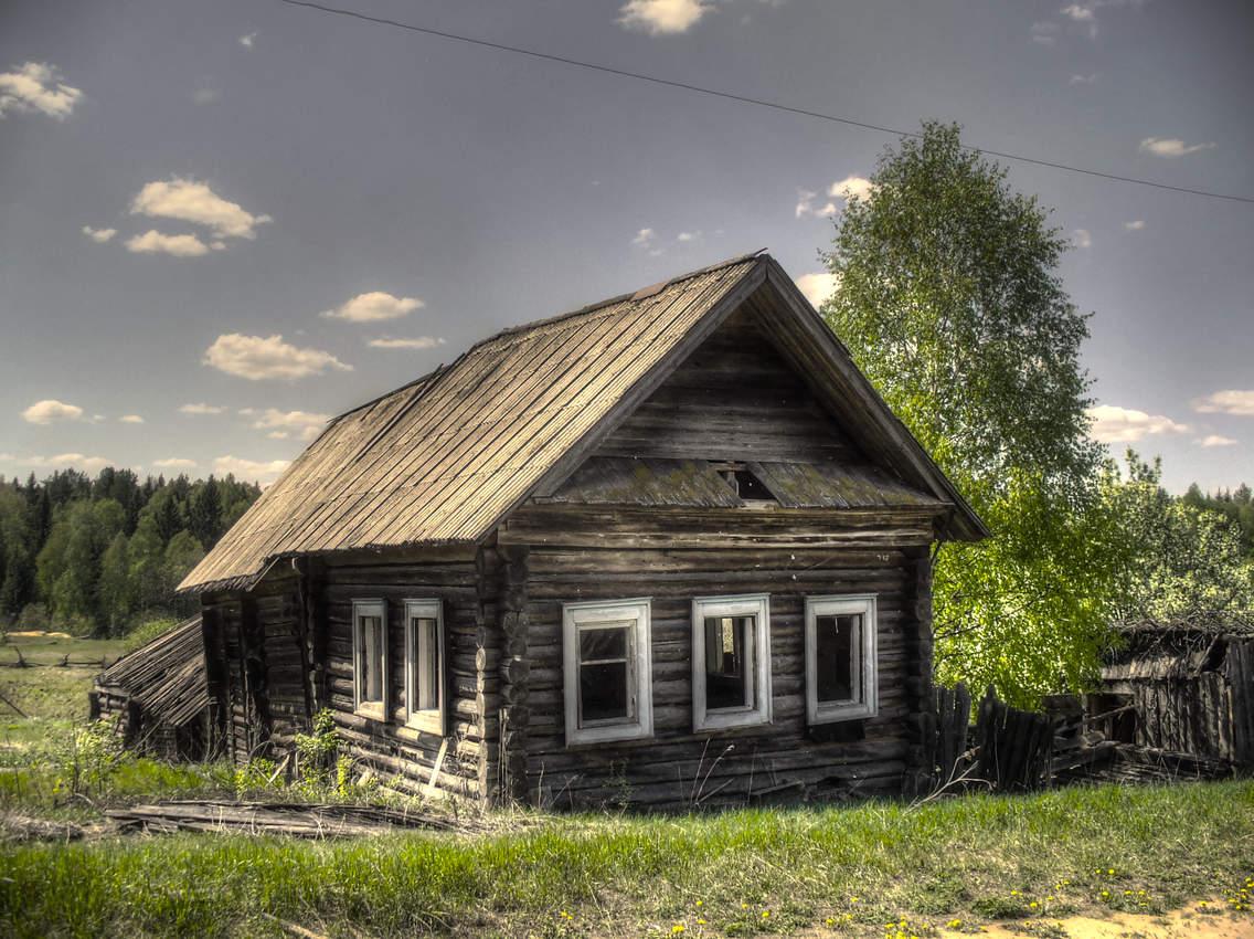 Картинки старый домик